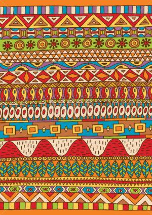 African Pattern - Martin Malchev