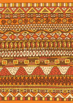 African Pattern 2 - Martin Malchev