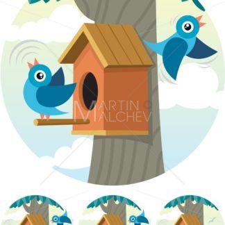 Birdhouse - Martin Malchev