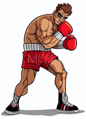 Boxer - Martin Malchev