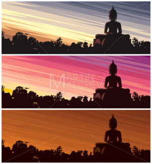 Buddha Dusk - Martin Malchev