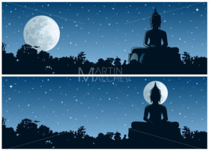 Buddha Night - Martin Malchev