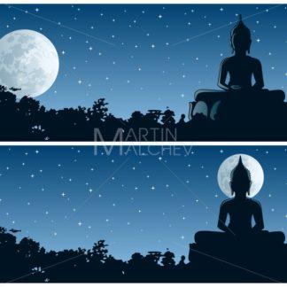 Buddha Night - Martin Malchev