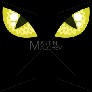 Cat Eyes - Martin Malchev