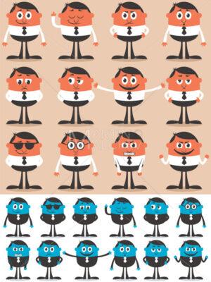 Character Emotions - Martin Malchev