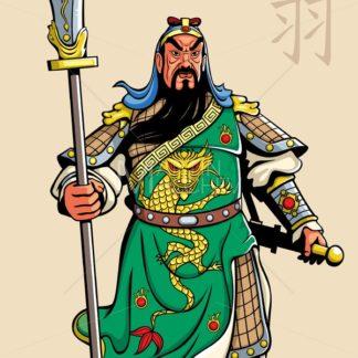 Chinese Warrior - Martin Malchev