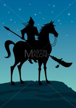 Chinese Warrior 3 - Martin Malchev
