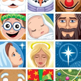 Christmas Avatars - Martin Malchev