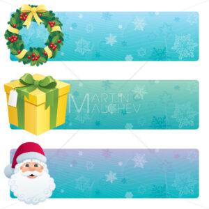 Christmas Banners - Martin Malchev