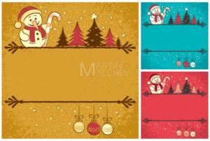 Christmas Card 4 - Martin Malchev