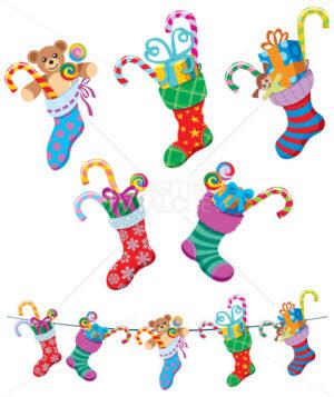 Christmas Socks - Martin Malchev