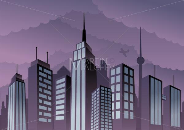 Cityscape - Martin Malchev