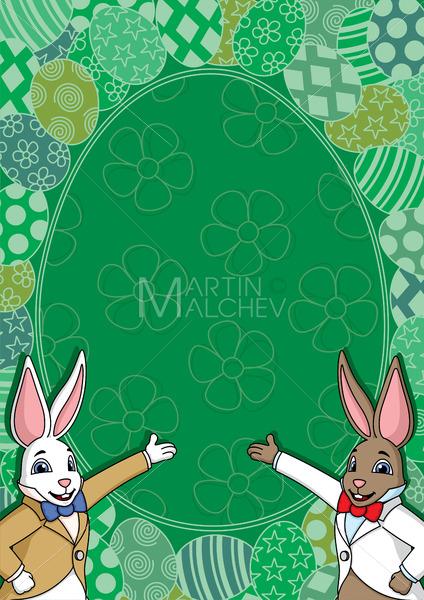 Easter Frame - Martin Malchev