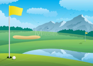 Golf Course - Martin Malchev