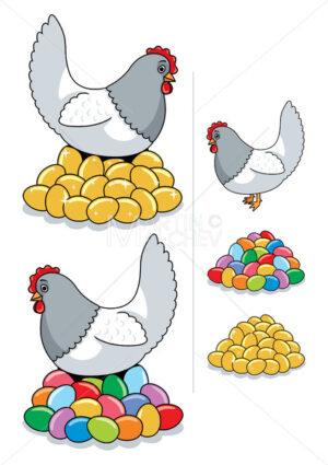 Hen & Eggs - Martin Malchev