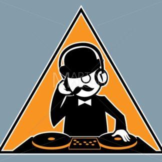 Hipster DJ - Martin Malchev