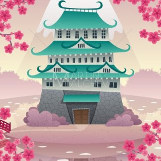 Japanese Castle - Martin Malchev