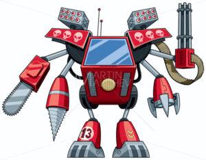 Killer Robot - Martin Malchev