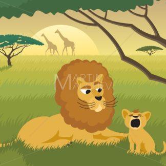 Lions in the Wild - Martin Malchev