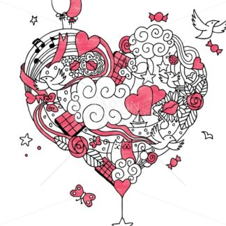 Love Doodle 2 - Martin Malchev