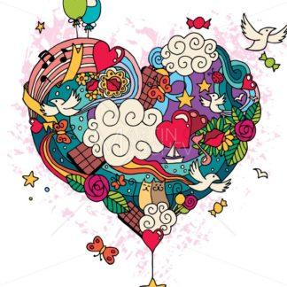 Love Doodle - Martin Malchev