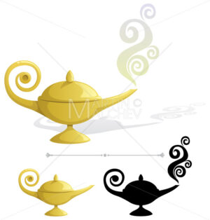 Magic Lamp - Martin Malchev