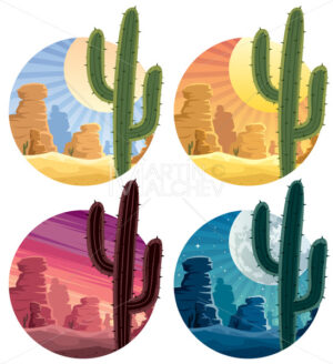 Mexican Desert - Martin Malchev
