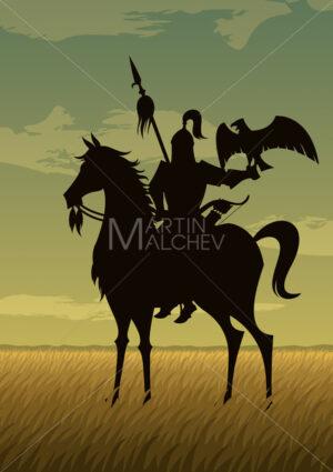 Mongol Warrior - Martin Malchev