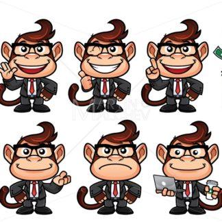 Monkey Business Set - Martin Malchev