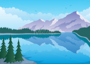 Mountain Lake - Martin Malchev