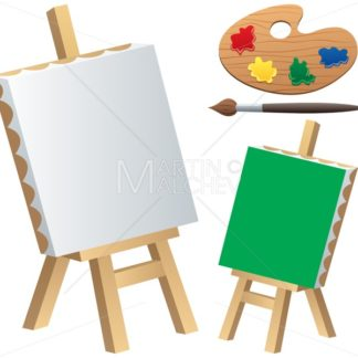 Painting Accessories - Martin Malchev