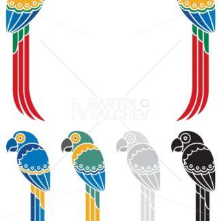 Parrots - Martin Malchev