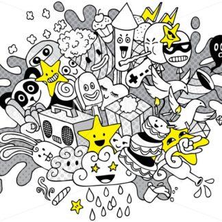 Party Doodle 2 - Martin Malchev