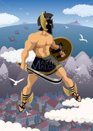 Perseus - Martin Malchev
