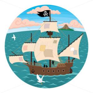 Pirate Ship - Martin Malchev