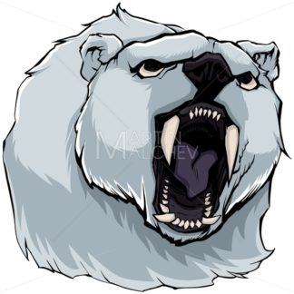 Polar Bear Angry - Martin Malchev