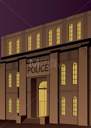 Police Station - Martin Malchev