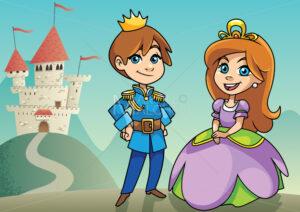 Prince and Princess - Martin Malchev