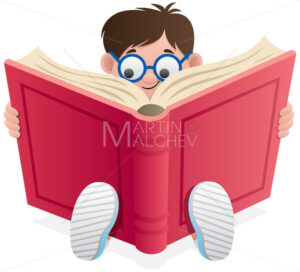 Reading Kid - Martin Malchev