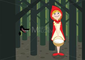 Red Riding Hood - Martin Malchev