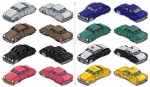 Retro Cars - Martin Malchev