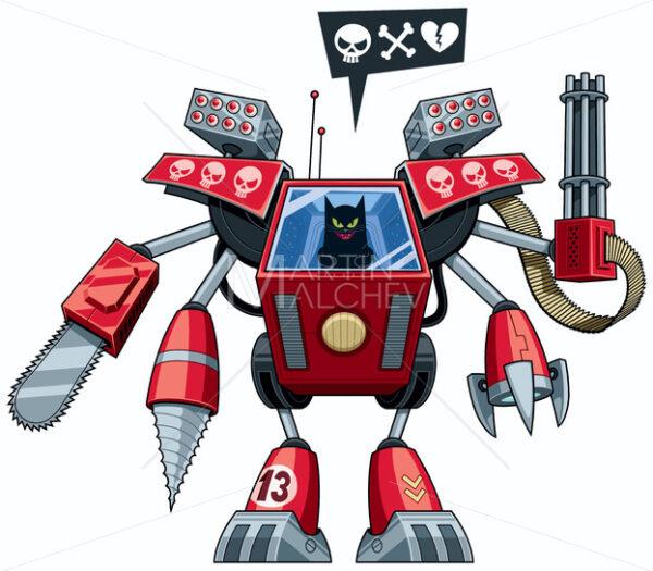 Robo-cat - Martin Malchev
