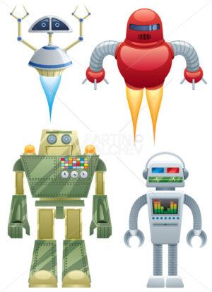 Robots - Martin Malchev
