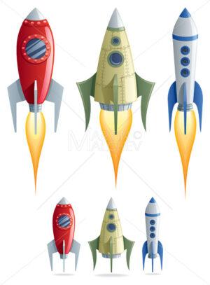 Rockets - Martin Malchev