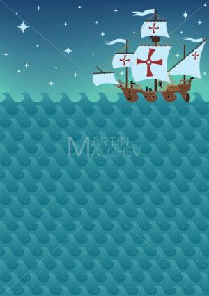 Sailboat Background - Martin Malchev