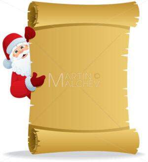 Santa Scroll 2 - Martin Malchev