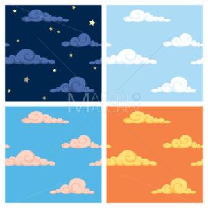 Sky Patterns - Martin Malchev