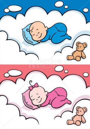 Sleeping Baby - Martin Malchev
