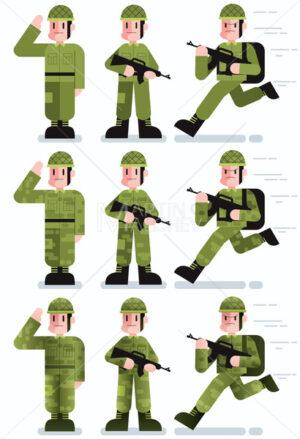 Soldier - Martin Malchev