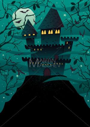 Spooky Castle 2 - Martin Malchev